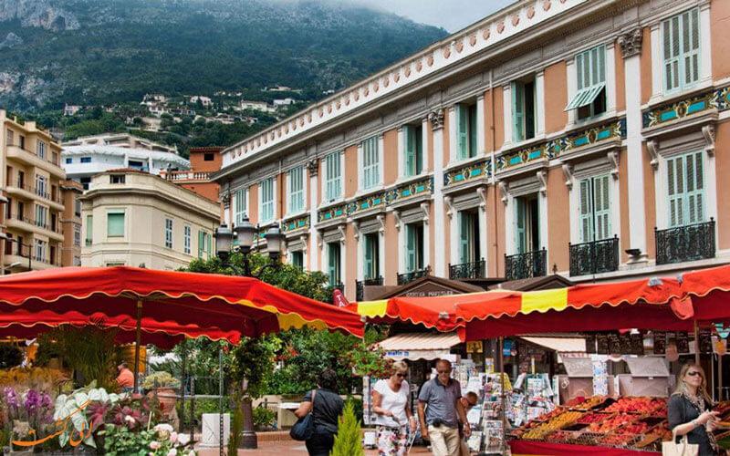 کافه رستوران های موناکو