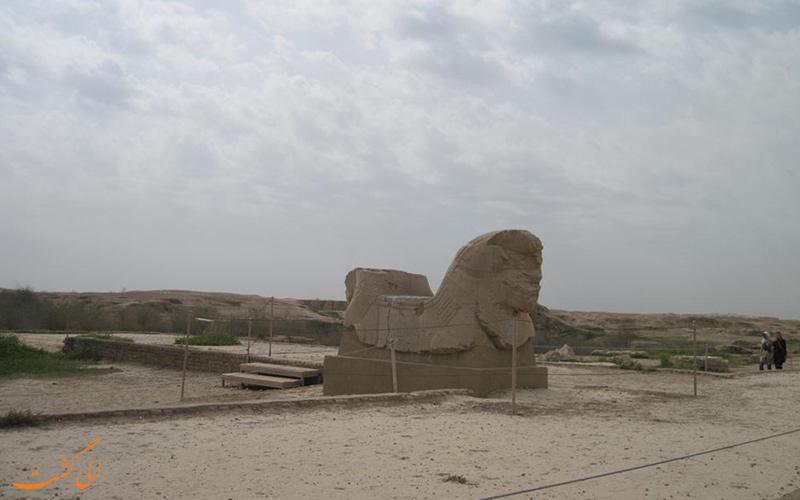 مجموعه باستانی شوش