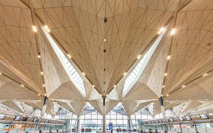 معماری فرودگاه سن پطرزبورگ