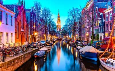 هزینه سفر به آمستردام