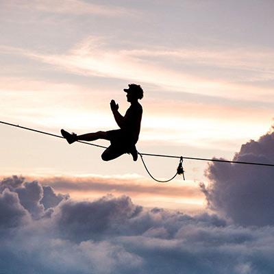 بند بازان و افرادی که ژیمناستیک کار می کنند ، با تمرین بیشتر،کدام قسمت مغز خود راتقویت می کنند