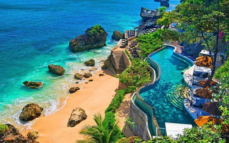 سواحل جزیره بالی