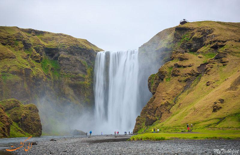 آبشارهای ایسلند