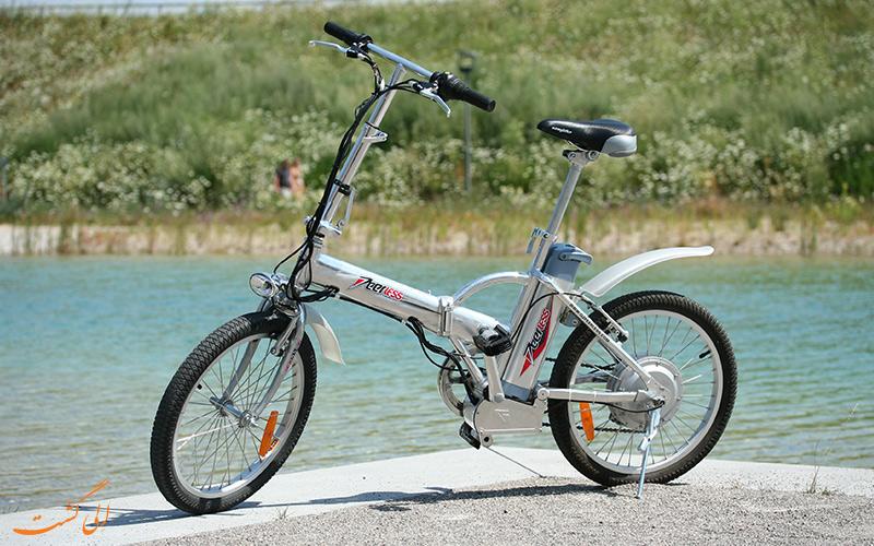 دوچرخه الکترونیکی