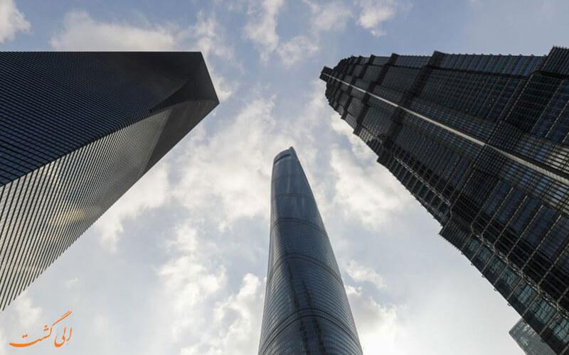 برج های چین