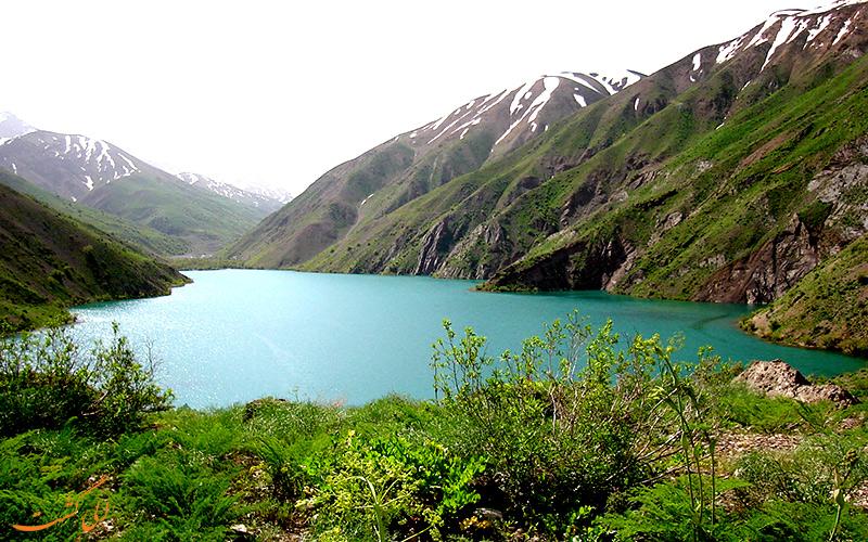 دریاچه گهر دورود