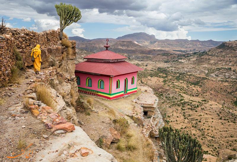کلیسای مدرن اتیوپی