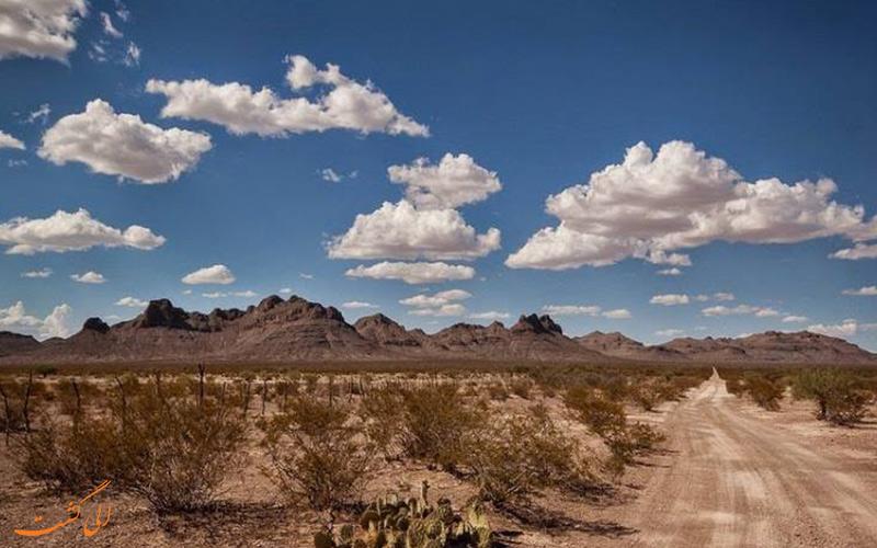 بیابان عجیب مکزیک