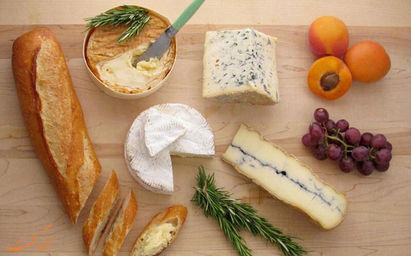 پنیر امنتال فرانسوی
