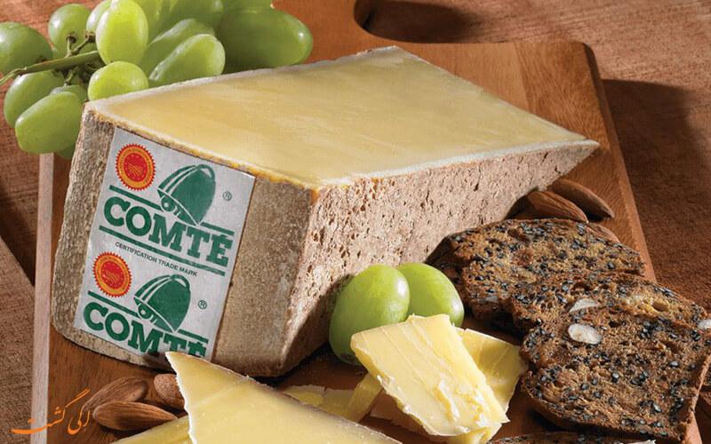 پنیر میمولت فرانسوی