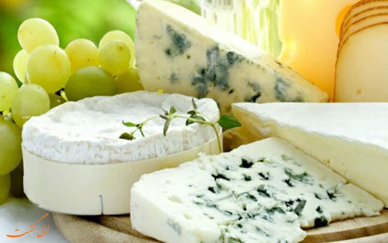 پنیر پرینیز فرانسوی