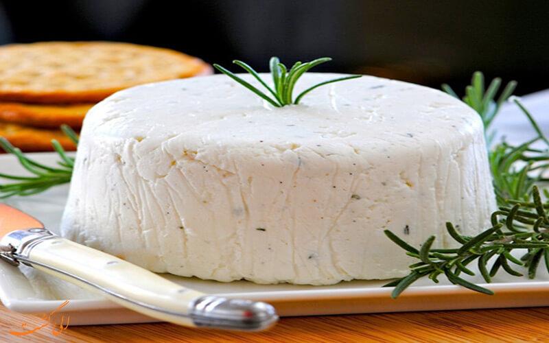 پنیر ربلکن فرانسوی