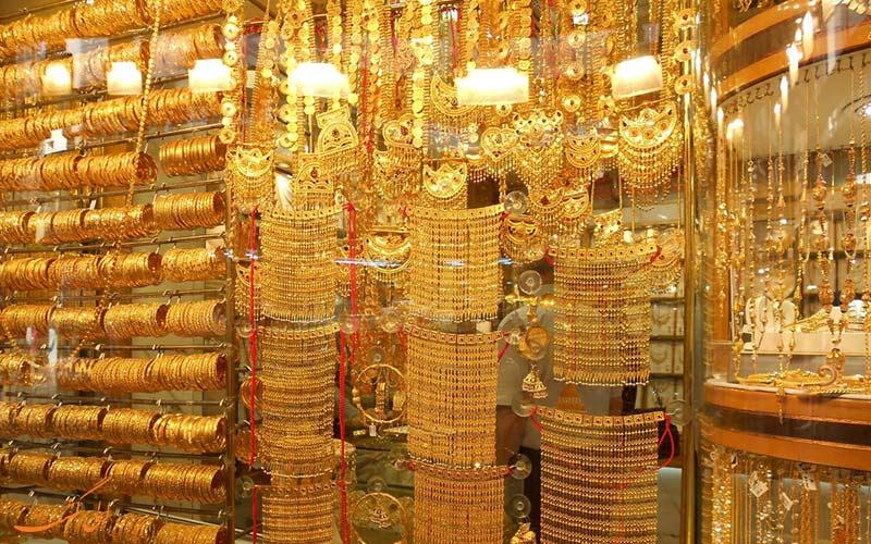 خرید در دبی مانند خرید طلا