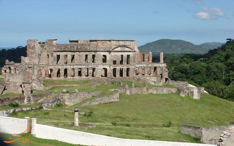 قلعه ی فراسویان در هائیتی