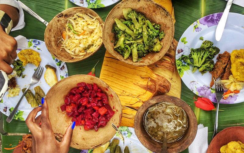غذای محلی هائیتی