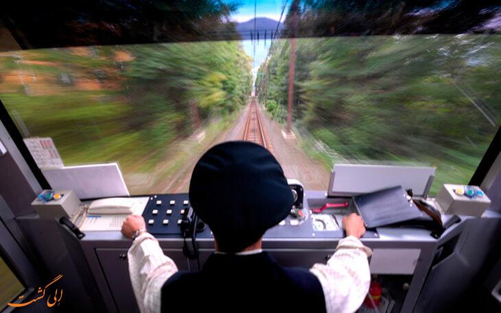 راه آهن هاکونه توزان