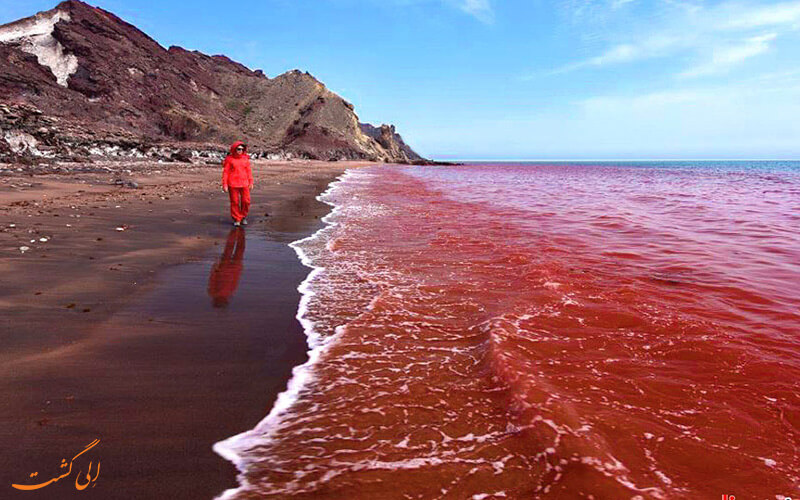 دریای سرخ هرمزگان