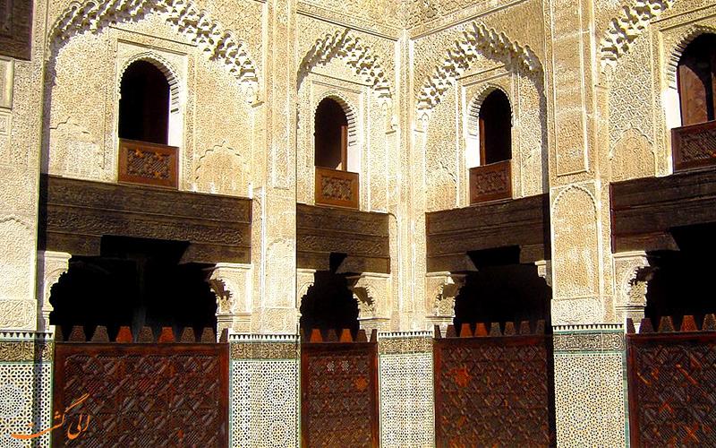 مدرسه اسلامی مراکش