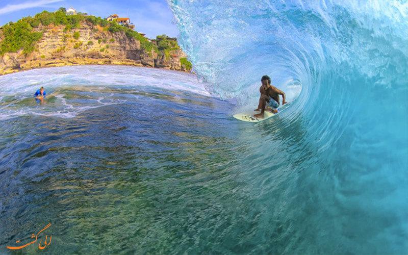 ساحل بالی