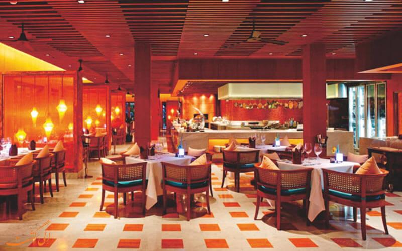 رستوران ایتالیایی هتل سنترا گراند