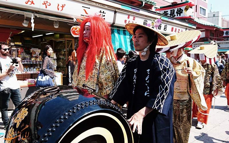 خیابان های خرید ژاپن