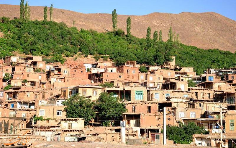 روستای خرو در نیشابور