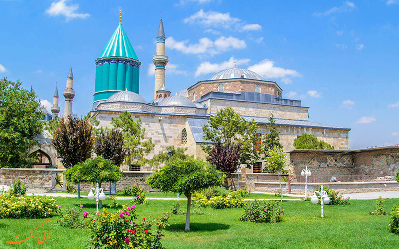 آرامگاه مولانا