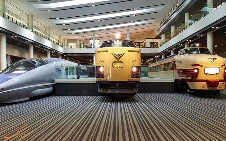 موزه قطار کیوتو
