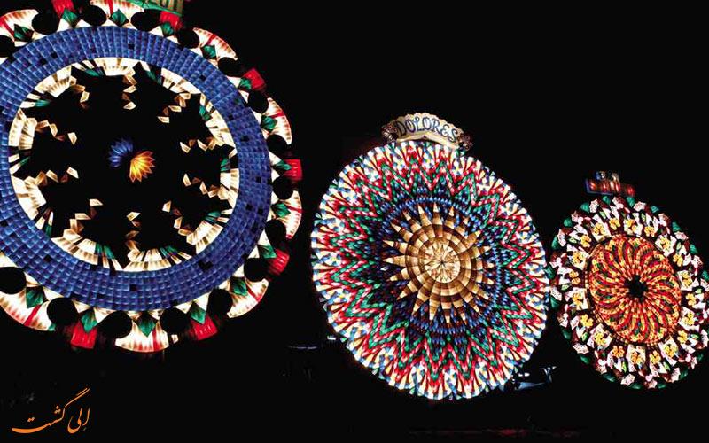 فستیوال فانوس های بزرگ،