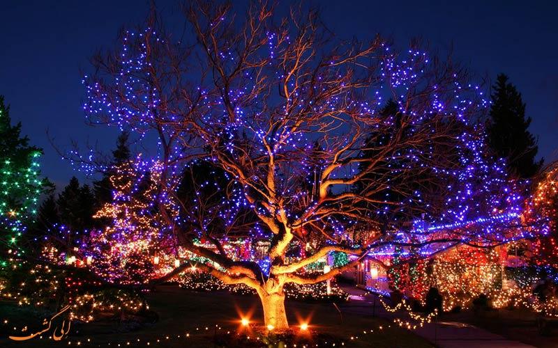 فستیوال نور کریسمس