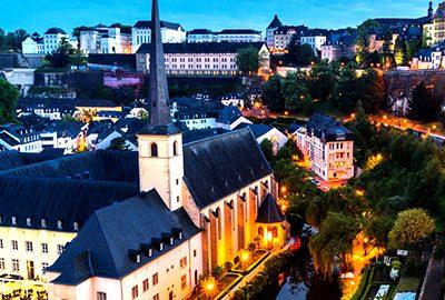 هزینه های سفر به لوکزامبورگ