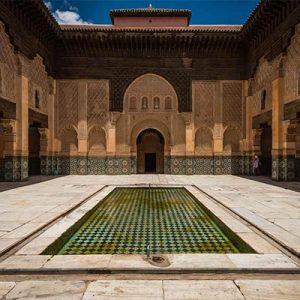 مدرسه اسلامی در مراکش