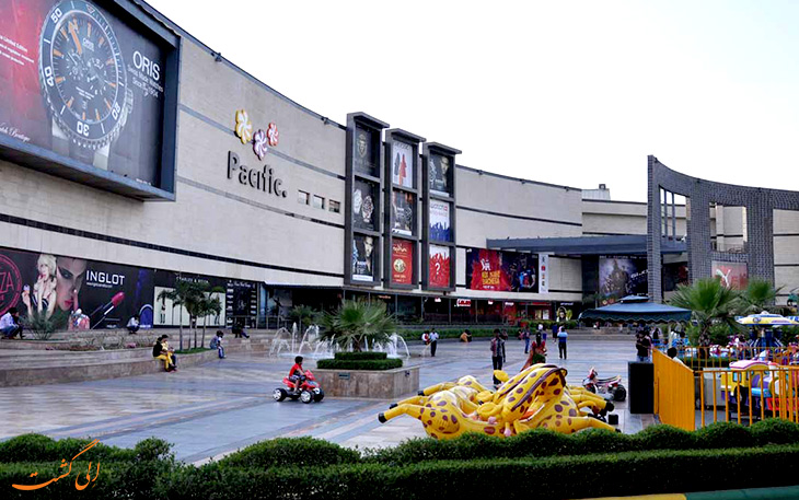 مراکز خرید در شهر دهلی