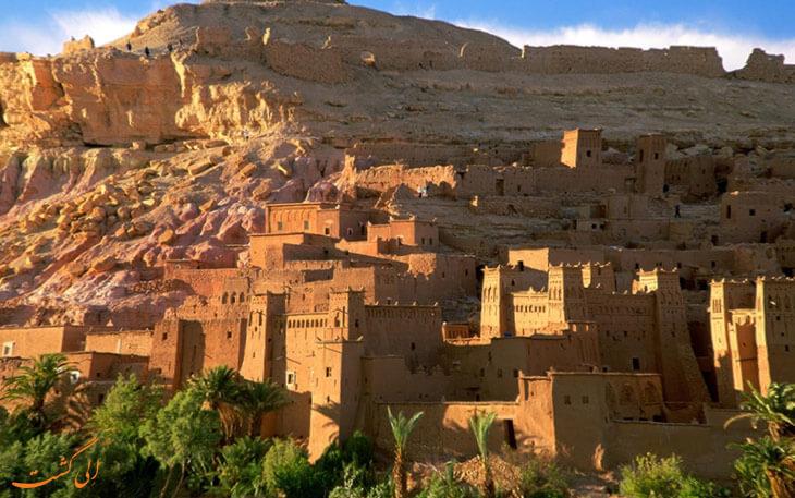 آثار تاریخی مراکش