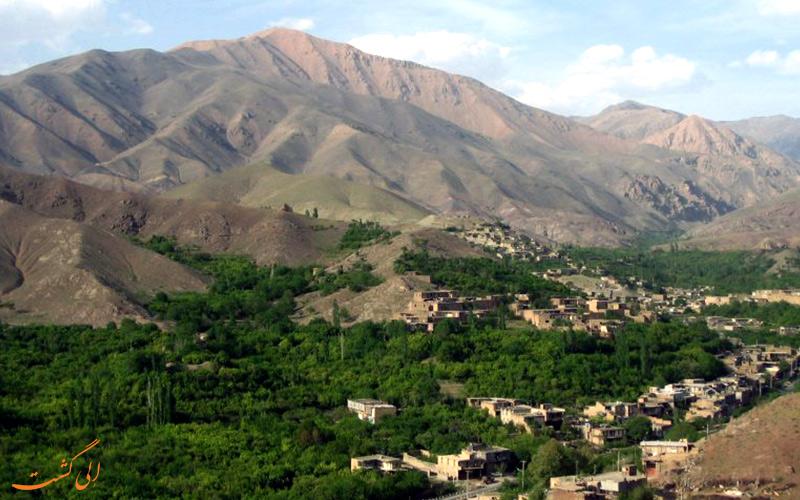 روستای ماسوله ای خراسان