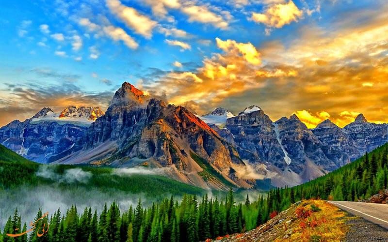 طبیعت گردی در کانادا
