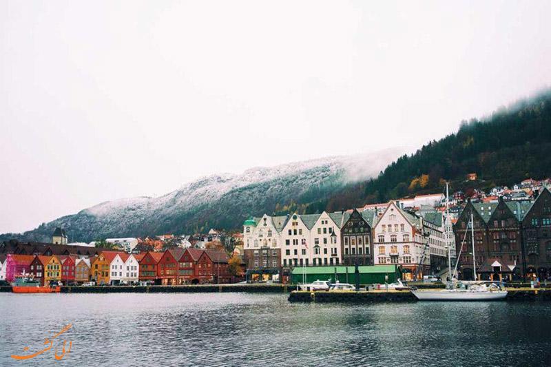 برگن در نروژ
