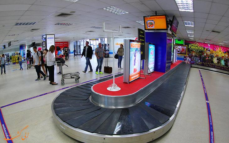 فرودگاه پوکت در تایلند