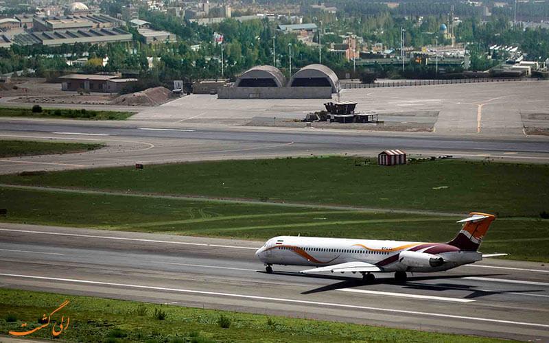 آدرس فرودگاه مهرآباد اولین فرودگاه ایران