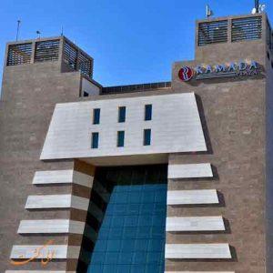 هتل رامادا پلازا در آنتالیای ترکیه