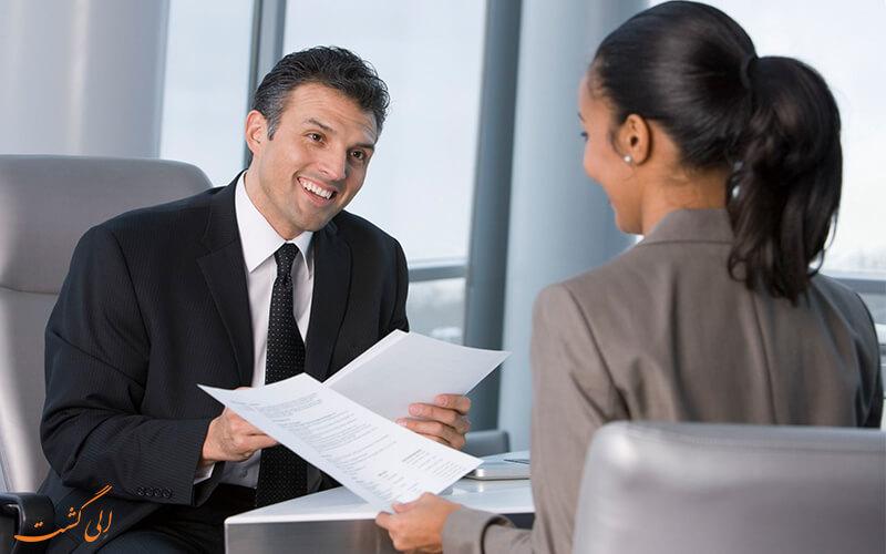 ارتباط موثر مدیران با کارمندان