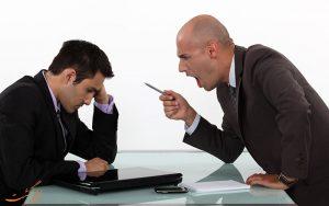 رفتارهای اشتباه مدیران