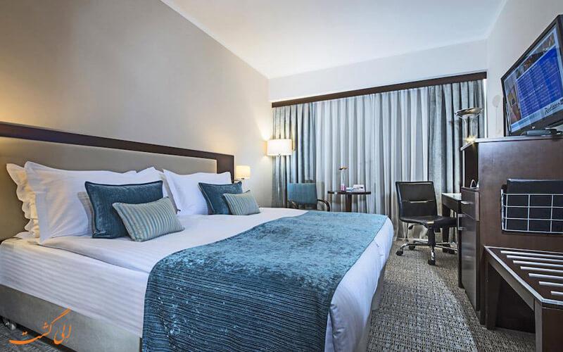 اتاق های هتل رائدیسون بلو