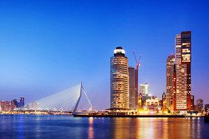 ویدیو از روتردام هلند
