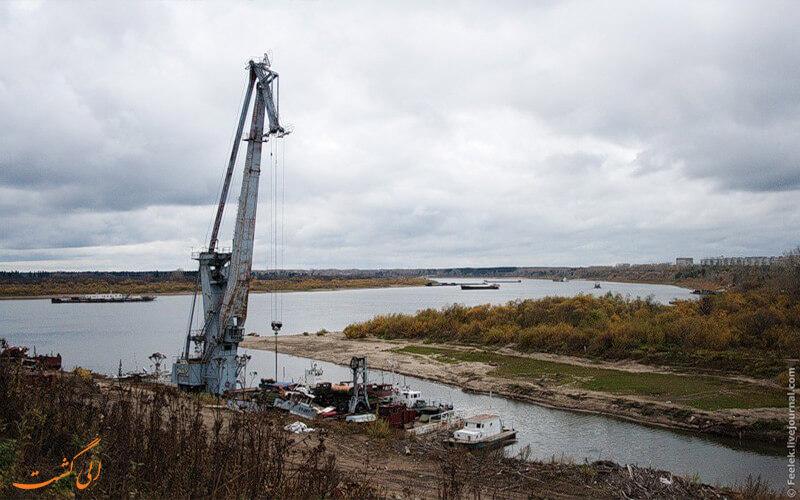 ساخت وساز شهرهای مخفی در روسیه