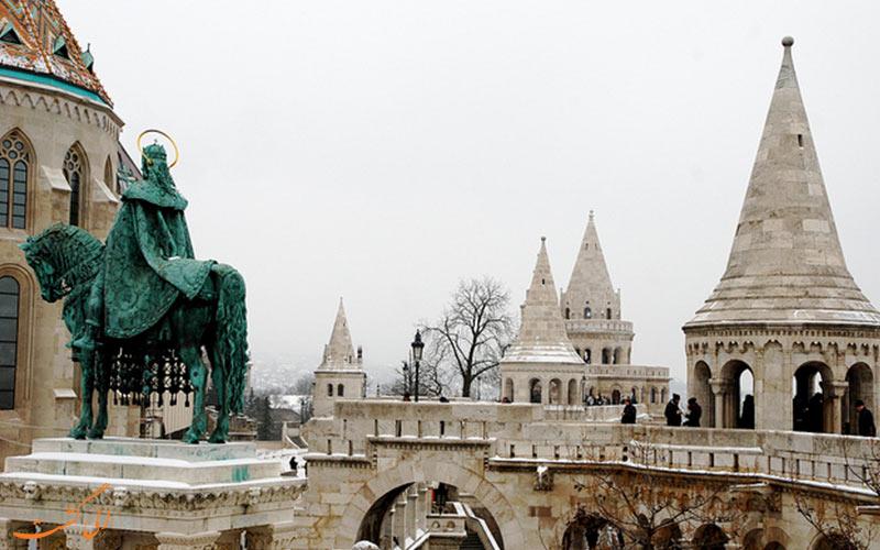 جذابیت های بوداپست