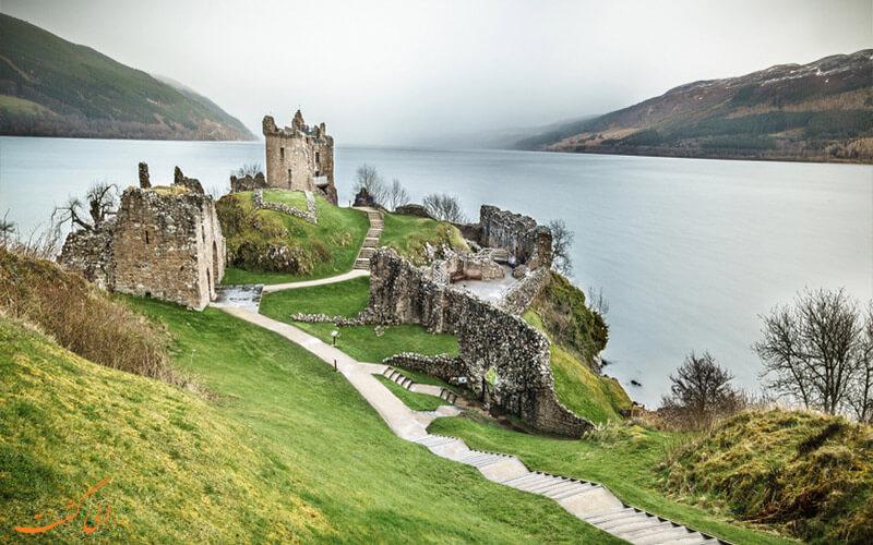 قلعه های اسکاتلندی