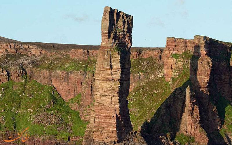 صخره نوردی در اسکاتلند