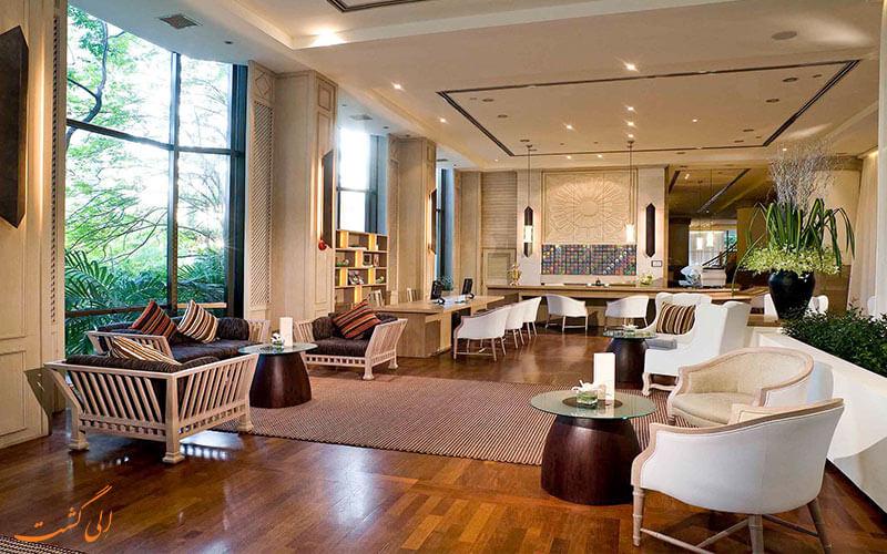 نمایی از اتاق های هتل سی وی پاتایا