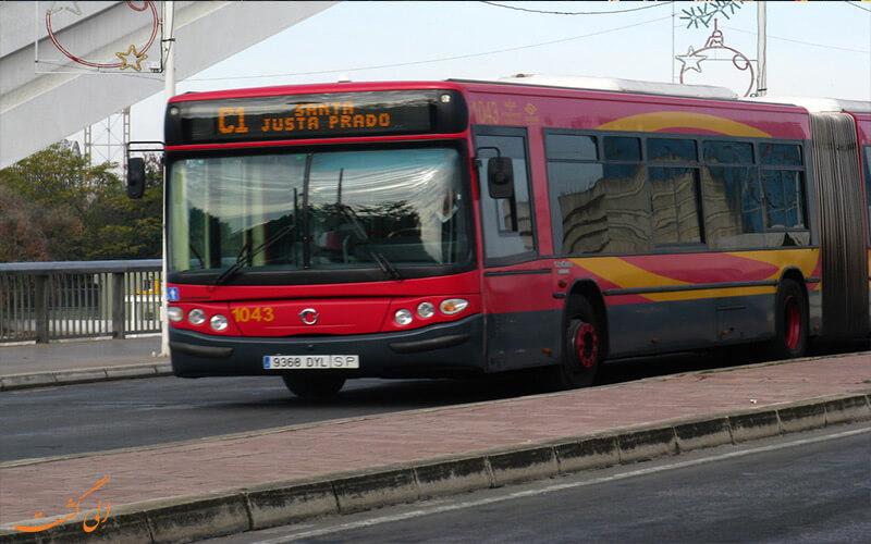 حمل ونقل عمومی در سویا